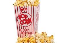 Popcorn, popcorn!