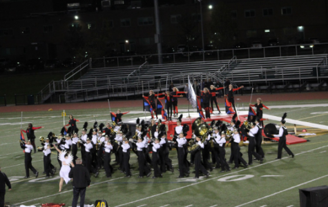 VHS Marching Band Wins Golden Circle