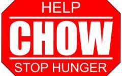 CHOW food drive now happening