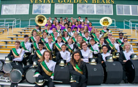 Marching band places 3rd in States